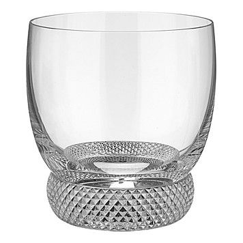 Charming Featuring A Richly Textured Base, This Elegant Villeroy U0026 Boch Barware Is  Ideal For Fine