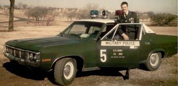 Military Police Cruiser