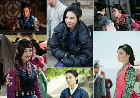 YoonSohee/Hwa-gun Ruler Master of the mask