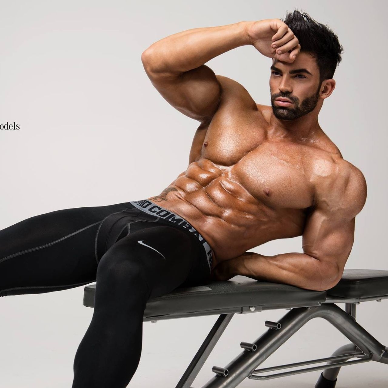 Sergi Constance Ripped body, Fitness motivation pictures