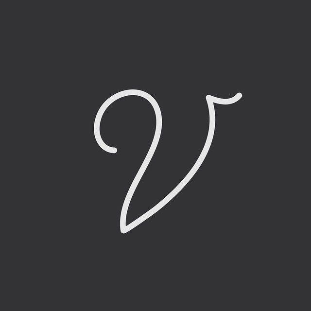 #letter #v #36days_V #36daysoftype #36daysoftype03 #type #typography #typegang #typelove #typedaily #typedesign #typeverything #daily by agrebol