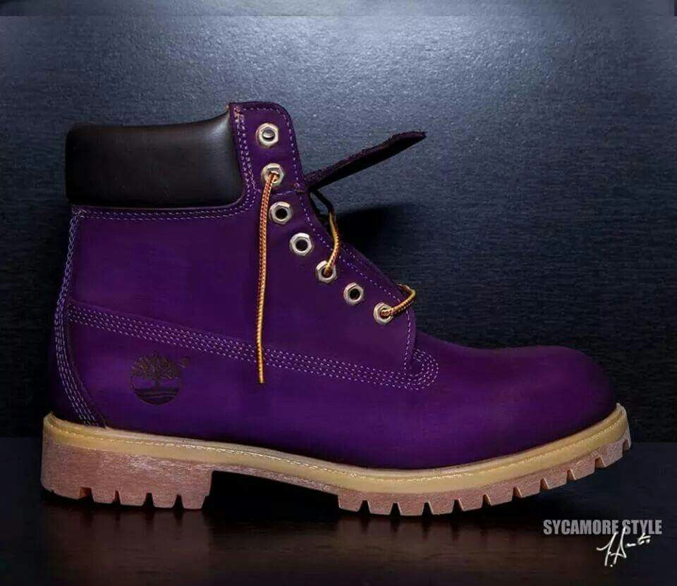 Loving these Timberlands!