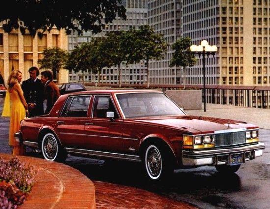 1976 Cadillac Seville 1976 Cadillac Seville Click For 1976 1979