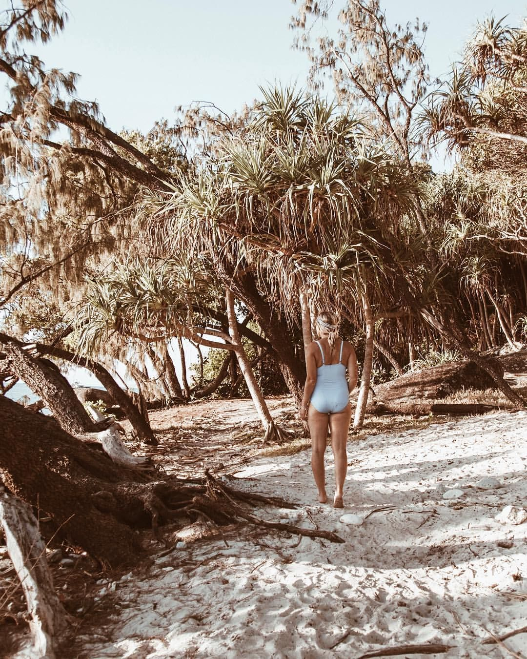 Fitzroy Island Queensland: Holidaying At The Beach On Fitzroy Island In Tropical