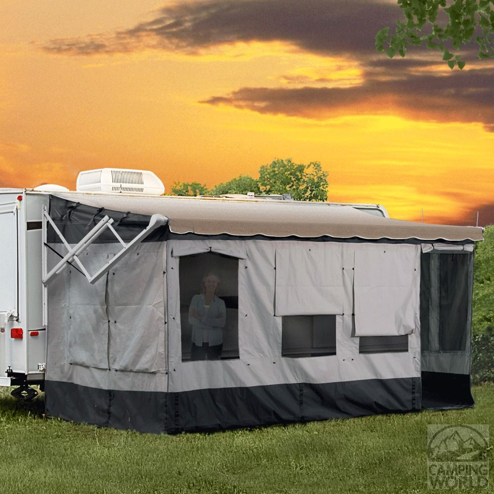 Vacation R Room 14 15 In 2020 Rv Screen Rooms Rv Screen Add A Room