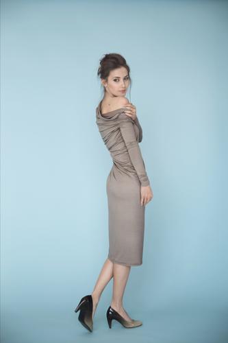 d76ec2806ae2 Asymmetric Muse Dress #LeMuse #asymmetric #dress #offshoulder ...