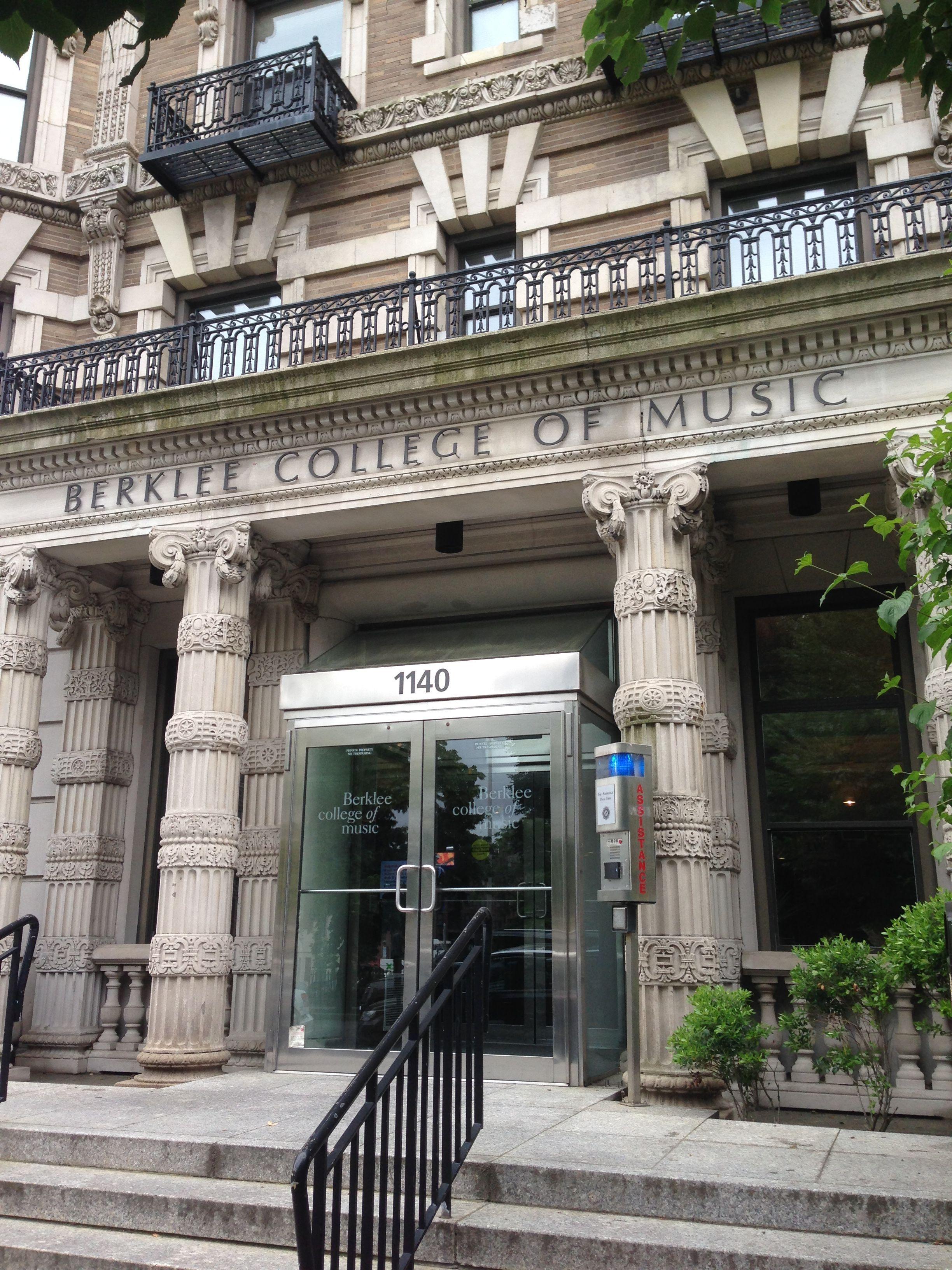 Haunted Berklee College Of Music Berklee College Of Music Music Colleges Boston Photography