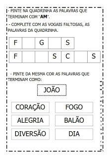 Alfabetizar com AMOR: QUADRINHA DE SÃO JOÃO - EDUC. INFANTIL