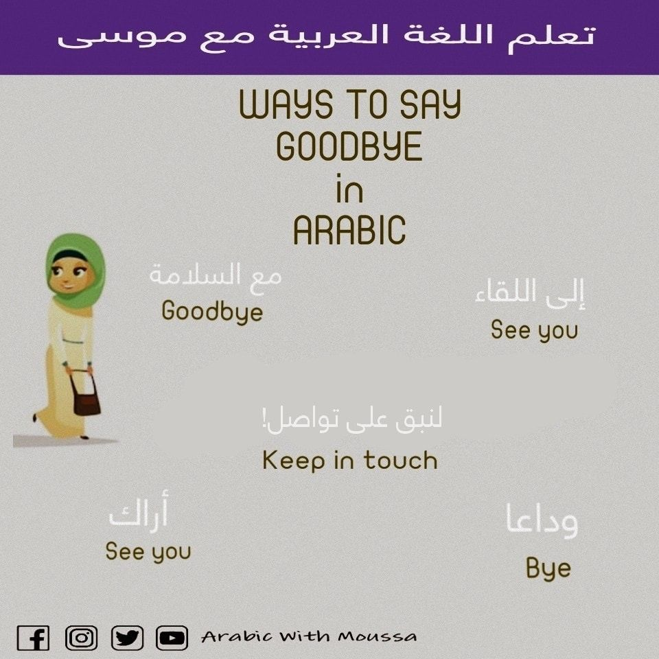 Learning Arabic Msa Fabienne Learn English Words English Language Teaching English Words