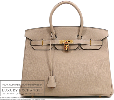 Burkin Bag Never Going To Happen Gris Bolsos Hermes