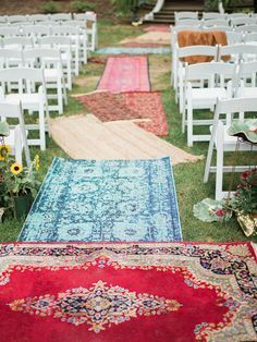 17 Wedding Ceremony Altar Alternatives