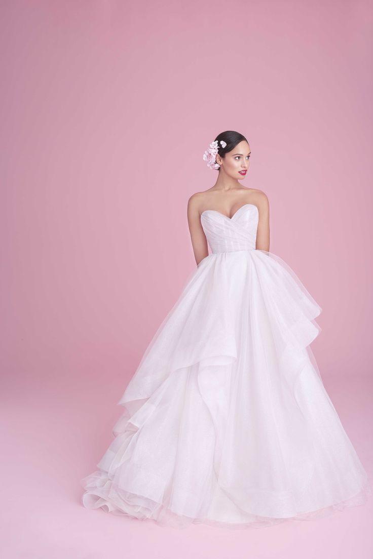 Blush by hayley paige bridal spring wedding dresses