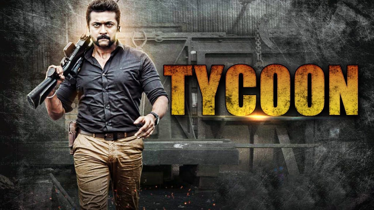 Ghatak The Tycoon (2017) Latest South Indian Full Hindi