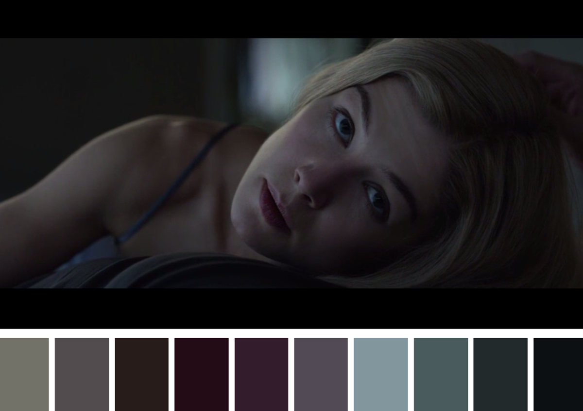 25 Beautiful Color Palettes From Famous Movie Scenes | Movie color palette, Famous movie scenes, Cinema colours
