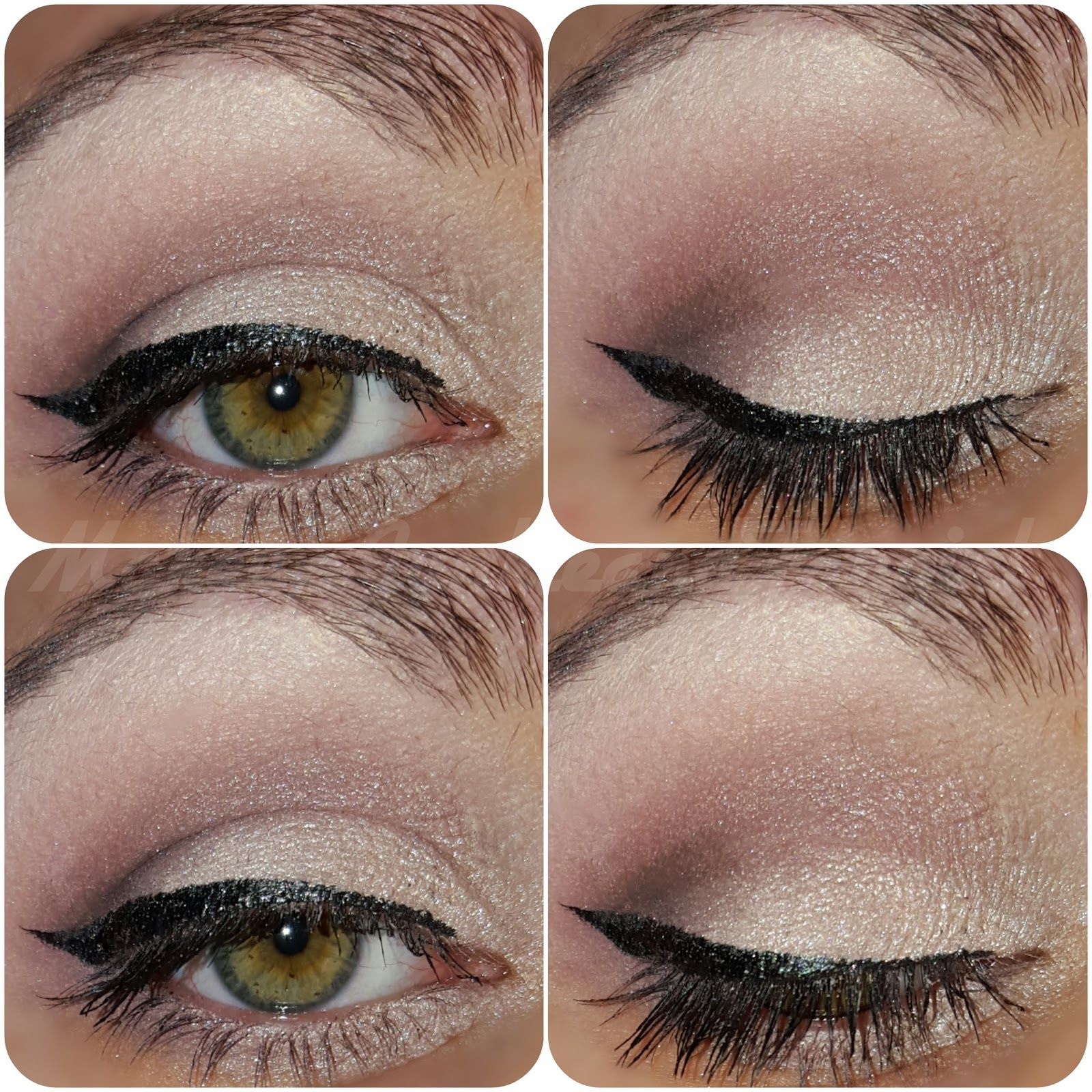 Hello my MJF Stars,   I have another eye look using the Covergirl TruNaked Roses eyeshadow palette.   I wanted to use the other colors in t...