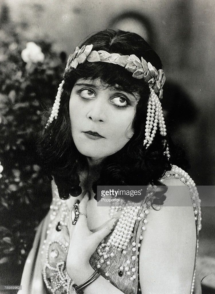 Theda Bara 1910's