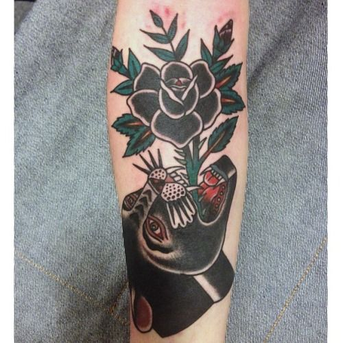 Jonas Tattooing °Lucky Bum°