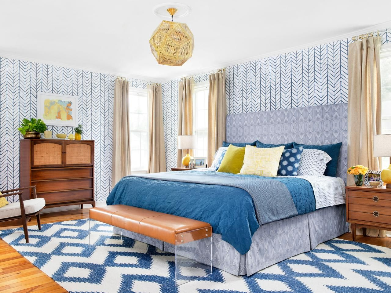Help Our Bedroom Was Last On Our List Simple Bedroom Bold
