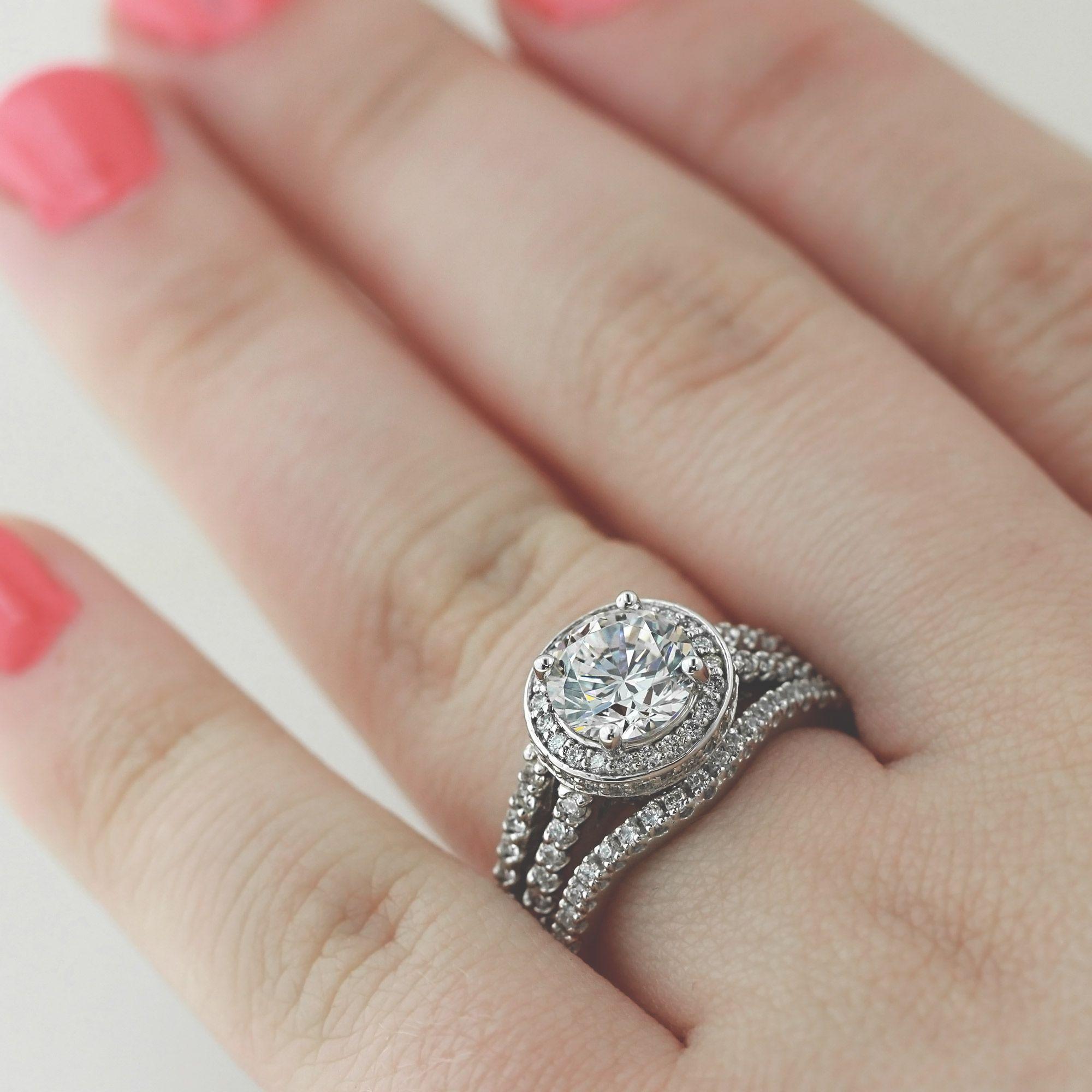 Cute Engagement Rings, Wedding