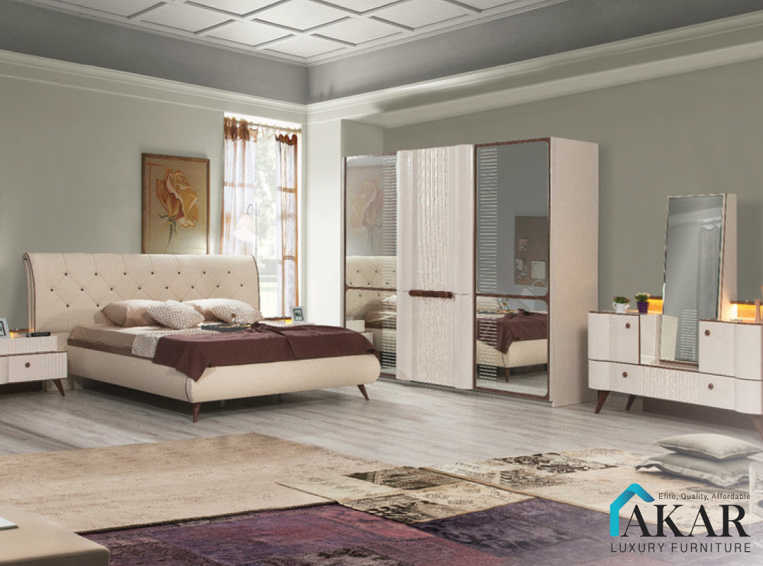 Huqqa Ottoman Bedroom Creates A Peaceful Environment That Helps
