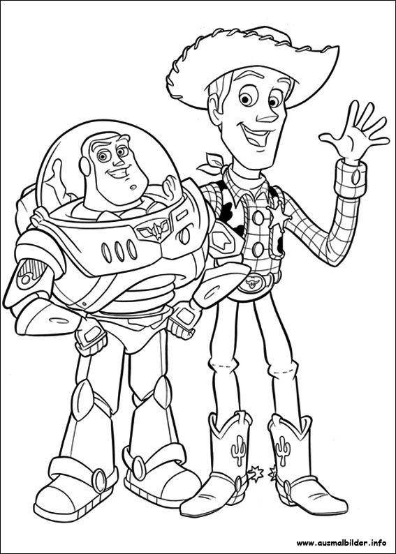 Toy Story Ausmalbilder 02 Disney Malvorlagen Ausmalbilder Malvorlagen