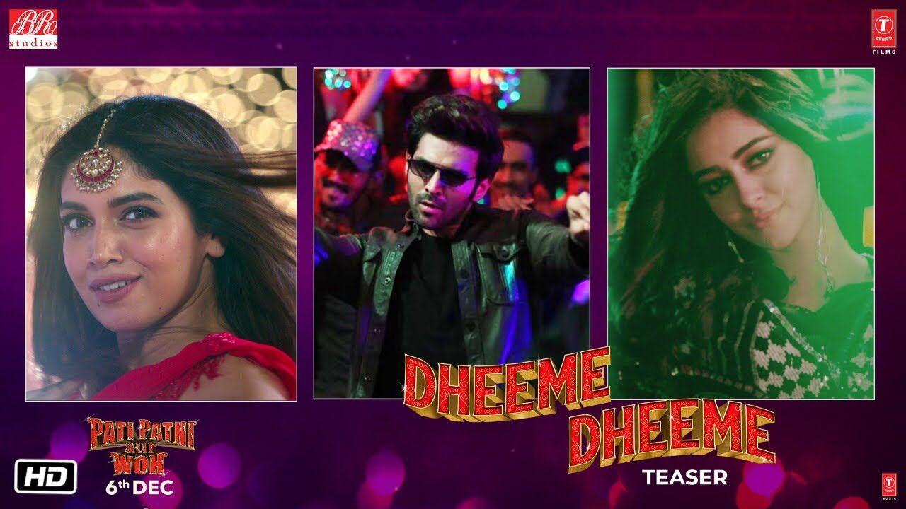 Dheeme Dheeme Pati Patni Aur Woh song download video