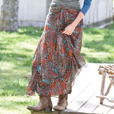 turkish delight skirt