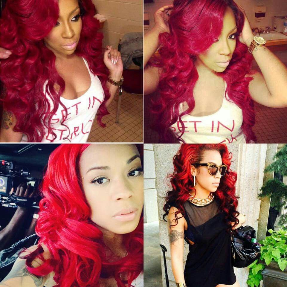love them both- it's the color and style- k. michelle and