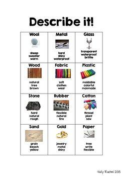 Science Properties Of Materials Recycling Properties