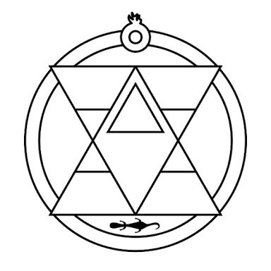 Resultado de imagem para fullmetal alchemist circulo de transmutação ...