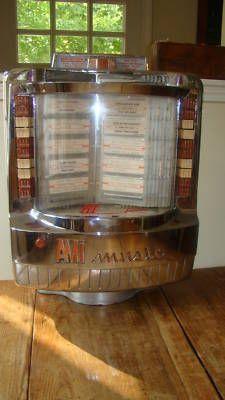 table top jukeboxes