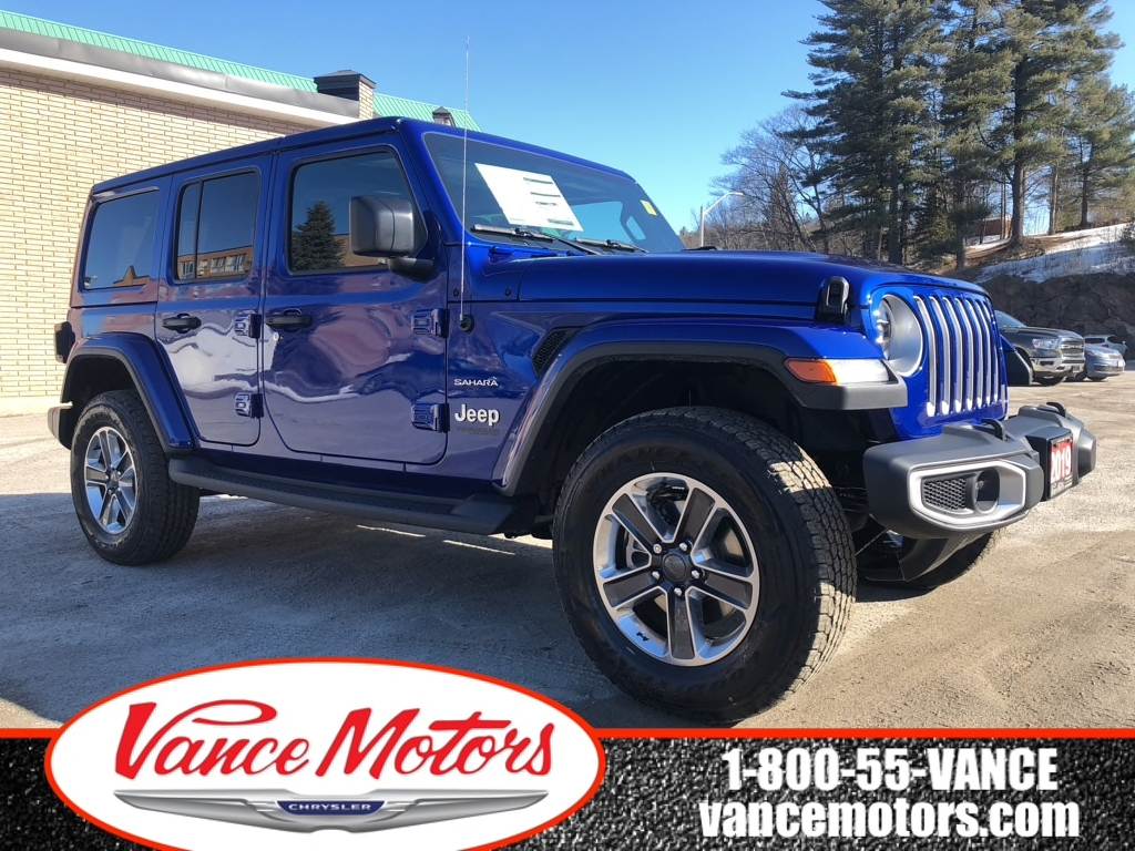 2019 Ocean Blue Metallic Jeep Wrangler Unlimited Sahara 4x4 Leather Nav Htd Seats B Jeep Wrangler Unlimited Jeep Wrangler Jeep Wrangler Unlimited Sahara