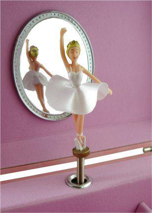 ballerina music box Ballerina Musical Jewellery Box Ballet Music