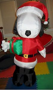 Snoopy Airblown Inflatable