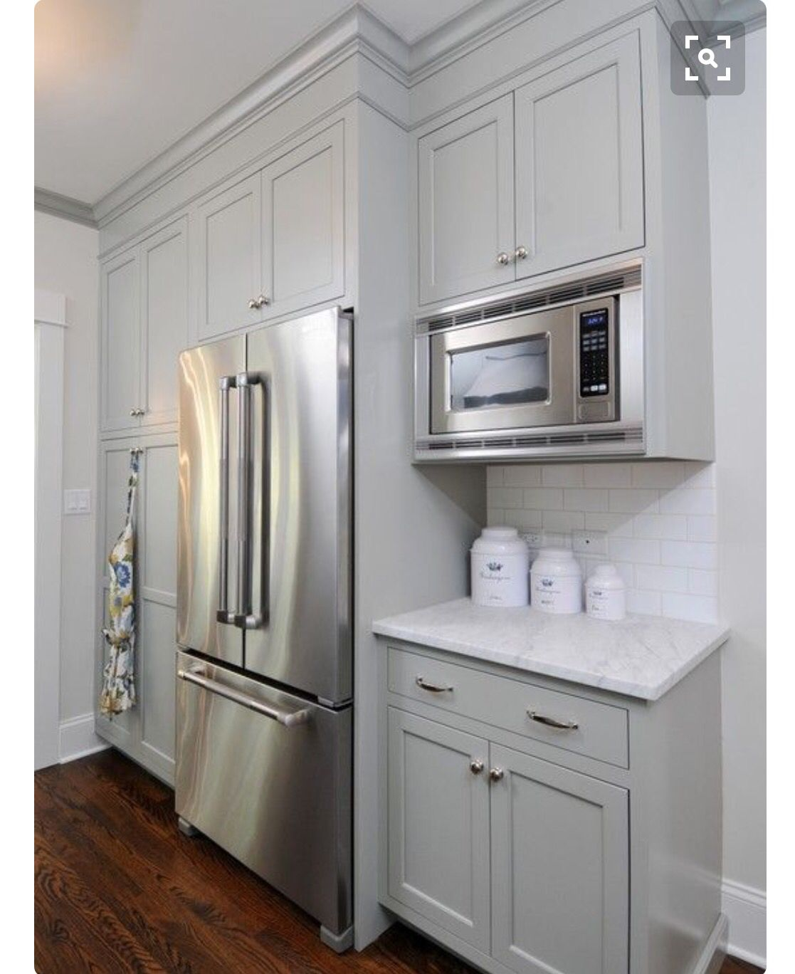 Swell Microwave Above Coffee Bar Kitchen Shaker Kitchen Download Free Architecture Designs Grimeyleaguecom