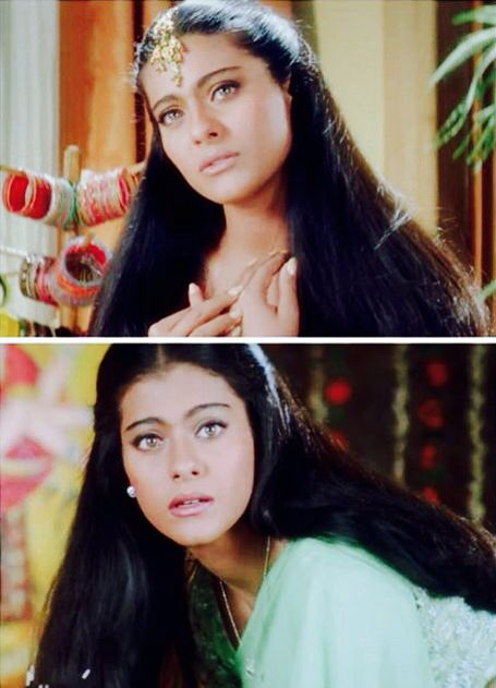 Kajol In Kuch Kuch Hota Hai Kuch Kuch Hota Hai Bollywood Actress Beautiful Bollywood Actress