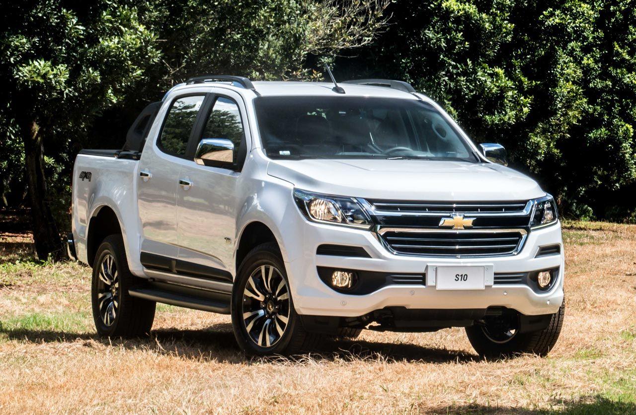 Una Chevrolet S10 Naftera Y Automatica Carros Carros Novos