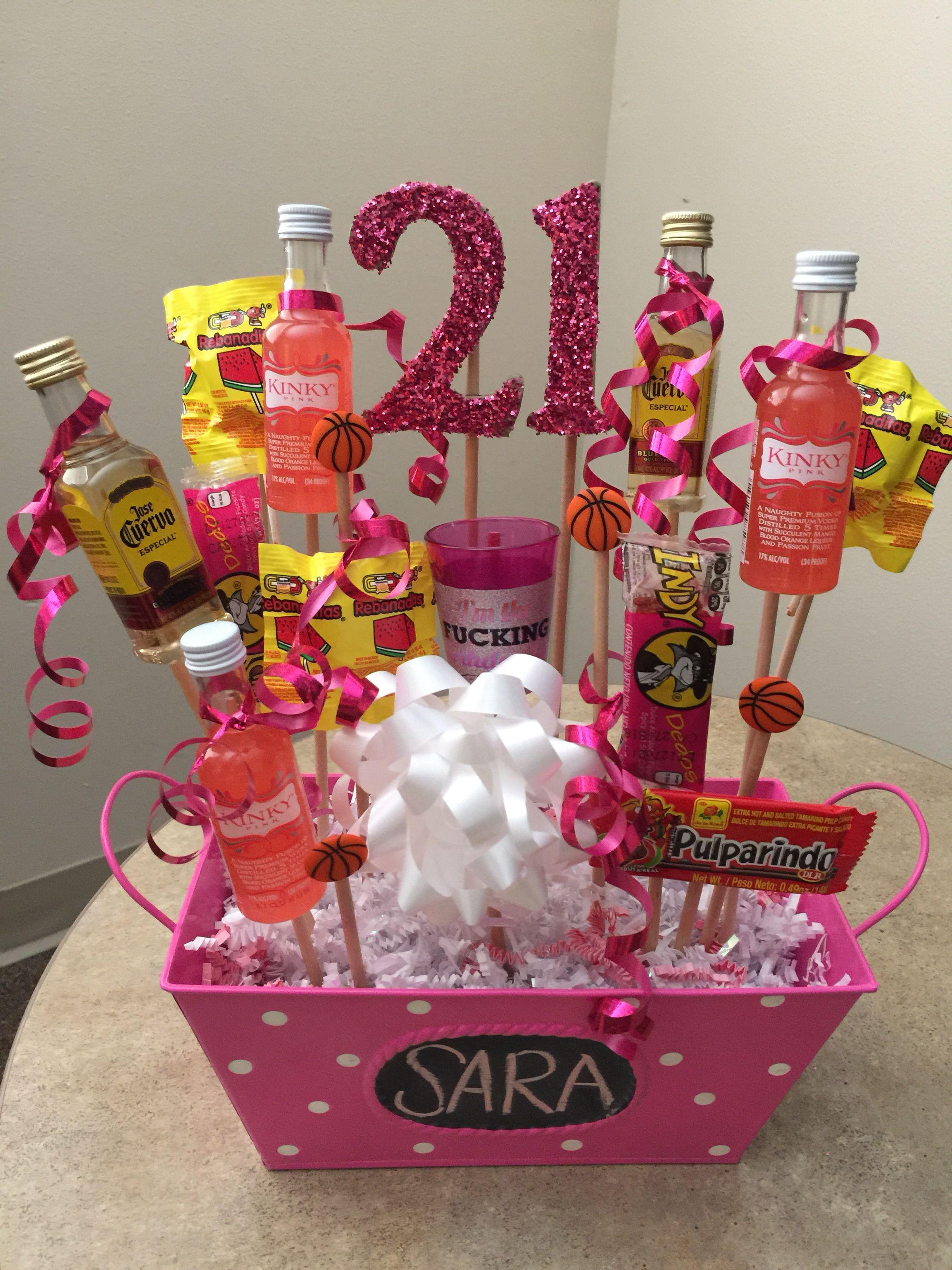 21st Birthday 21st Birthday Gifts Gift Baskets For Men Boyfriend Gift Basket