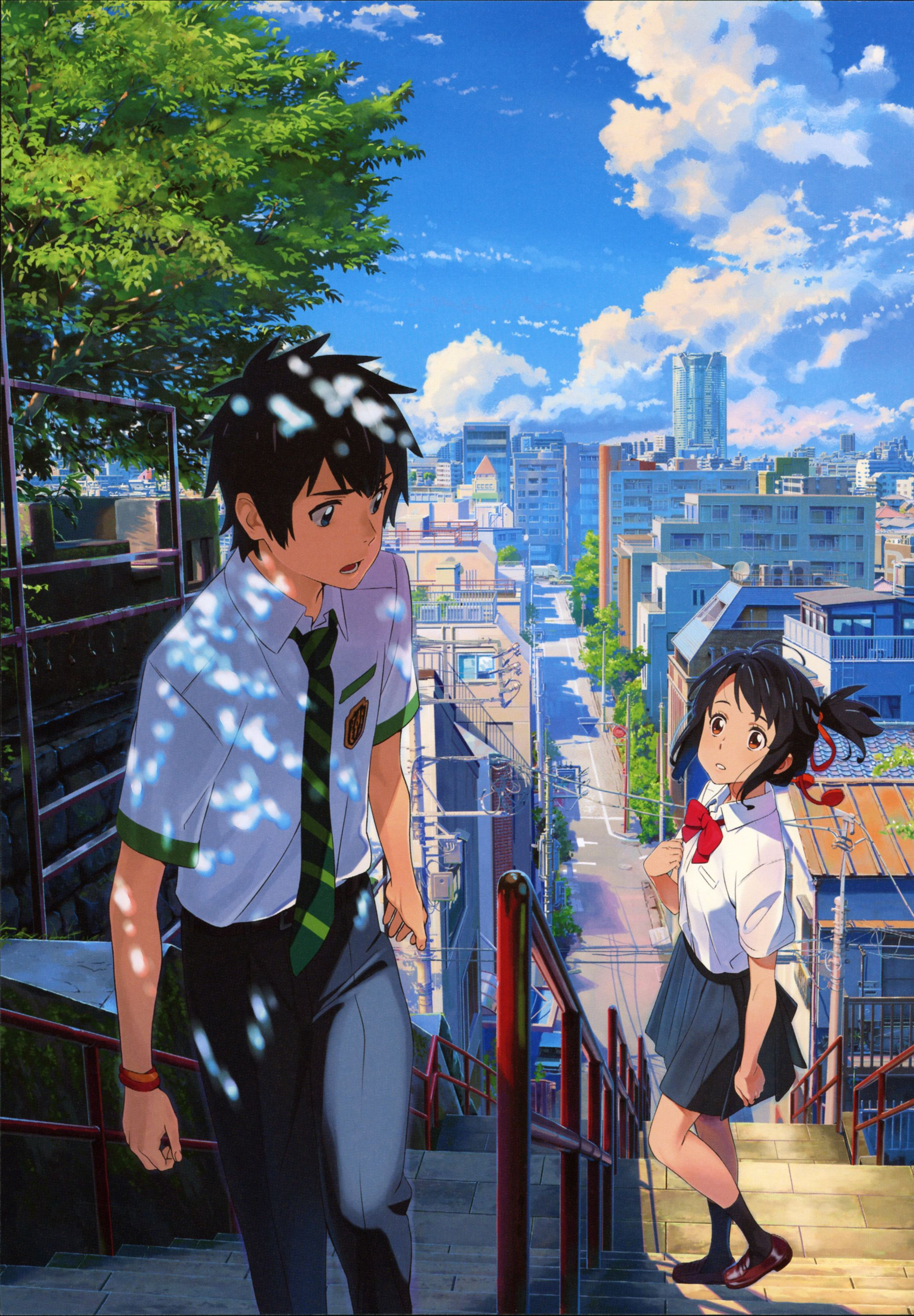 Anime Decoy: Guest Post: Thoughts on Kimi no Na wa.
