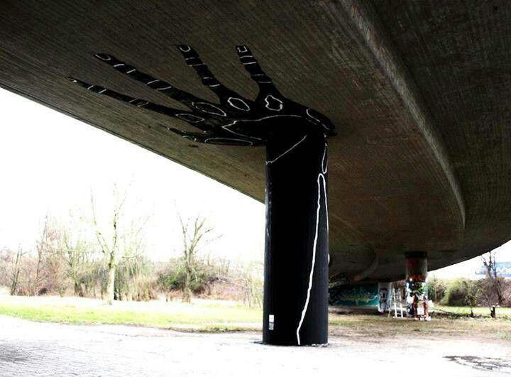 ...street art.