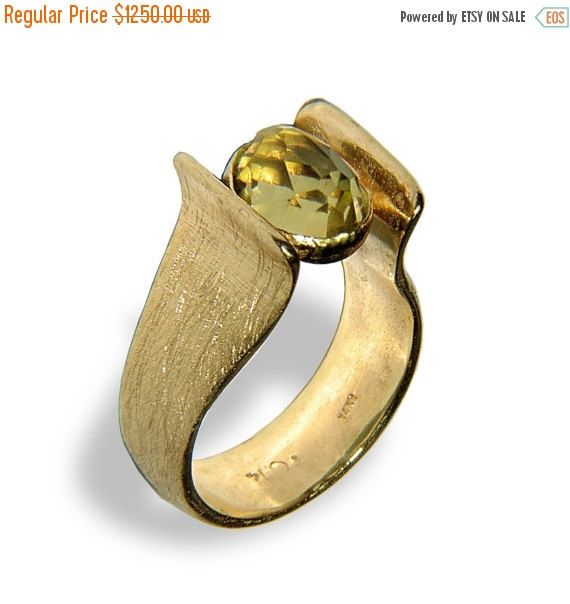 Harp Engagement Ring Engagement Ring Harp Ring Harp Gold Ring