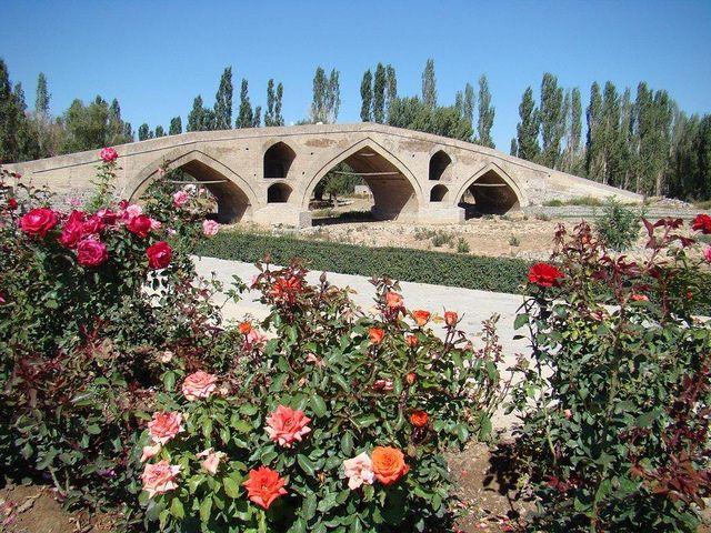 پل تاریخی میر بها الدین زنجان
