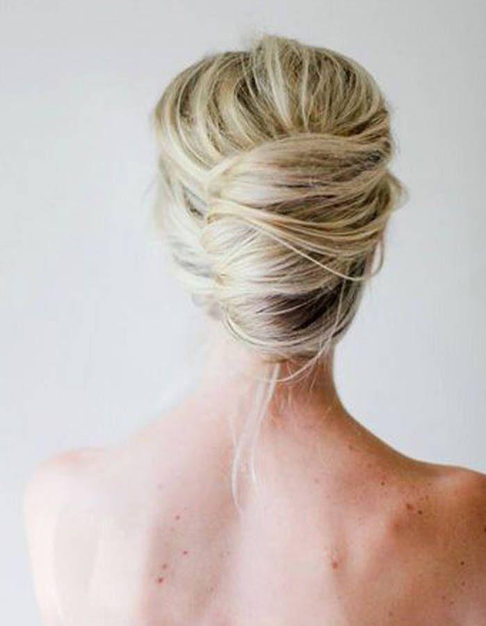 Coiffure Cheveux Mi Longs Degrade Automne Hiver 2016 Coiffer Cheveux Mi Long Chignon Sophistique Coiffure Cheveux Mi Long