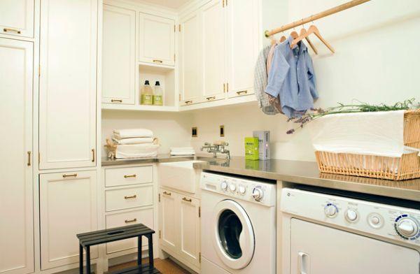 Waschküche Einrichten waschküche einrichten stauraum hauswirtschaftsraum