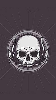 Free Bone Skull Club Mobile Wallpaper Uhd Wallpaper Skull Wallpaper Best Iphone Wallpapers