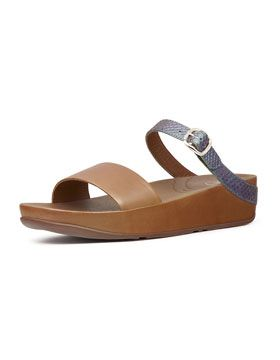 9185e15400814f FitFlop Souza Sandal in Tan - Women s Shoes at Feet First Stores ...