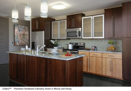 Calibra in Mocha - Armstrong Cabinets | Dream Kitchens and ...
