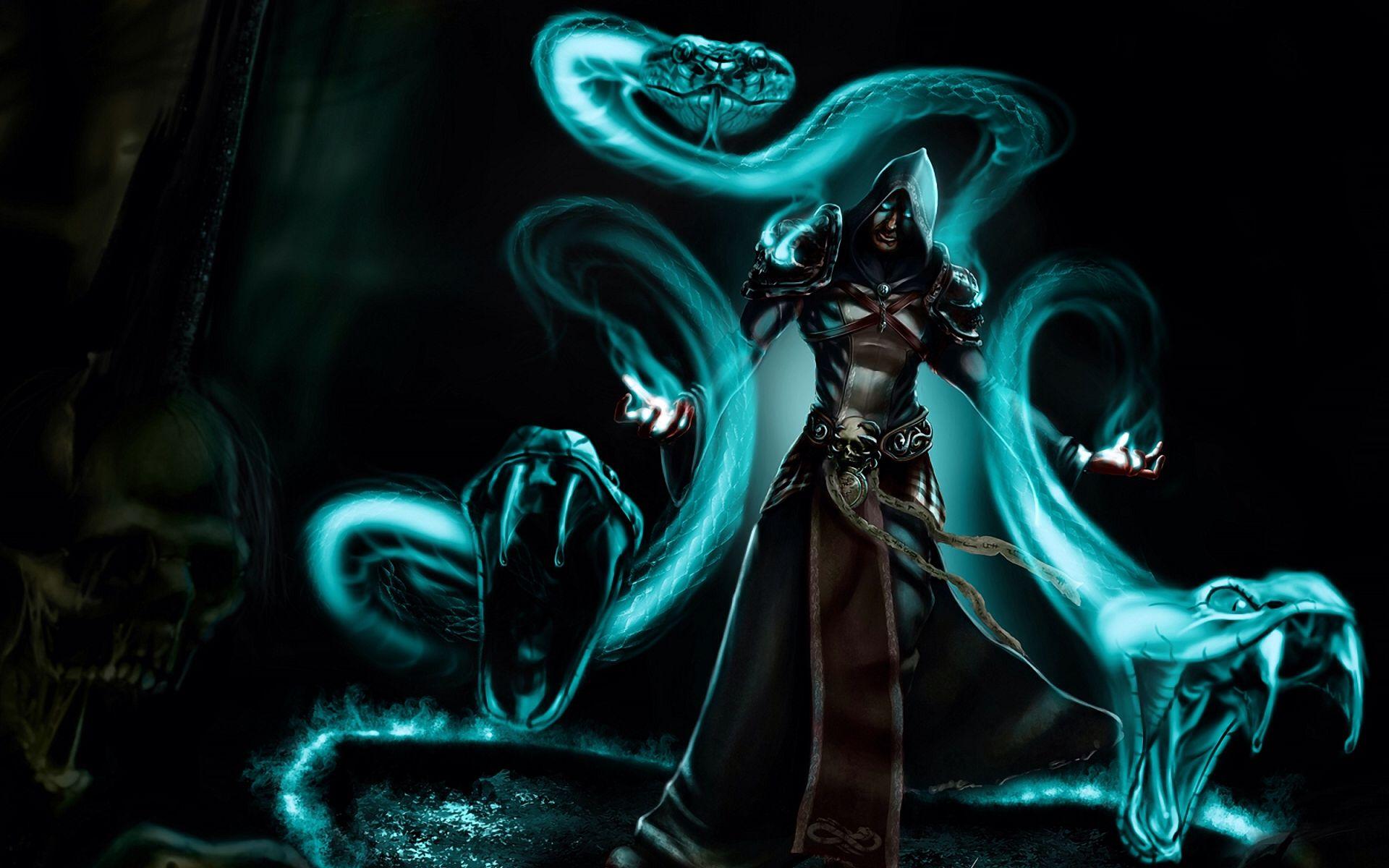 Fantasy magic wizard spell wallpaper | Fantasy | Pinterest | Wallpaper