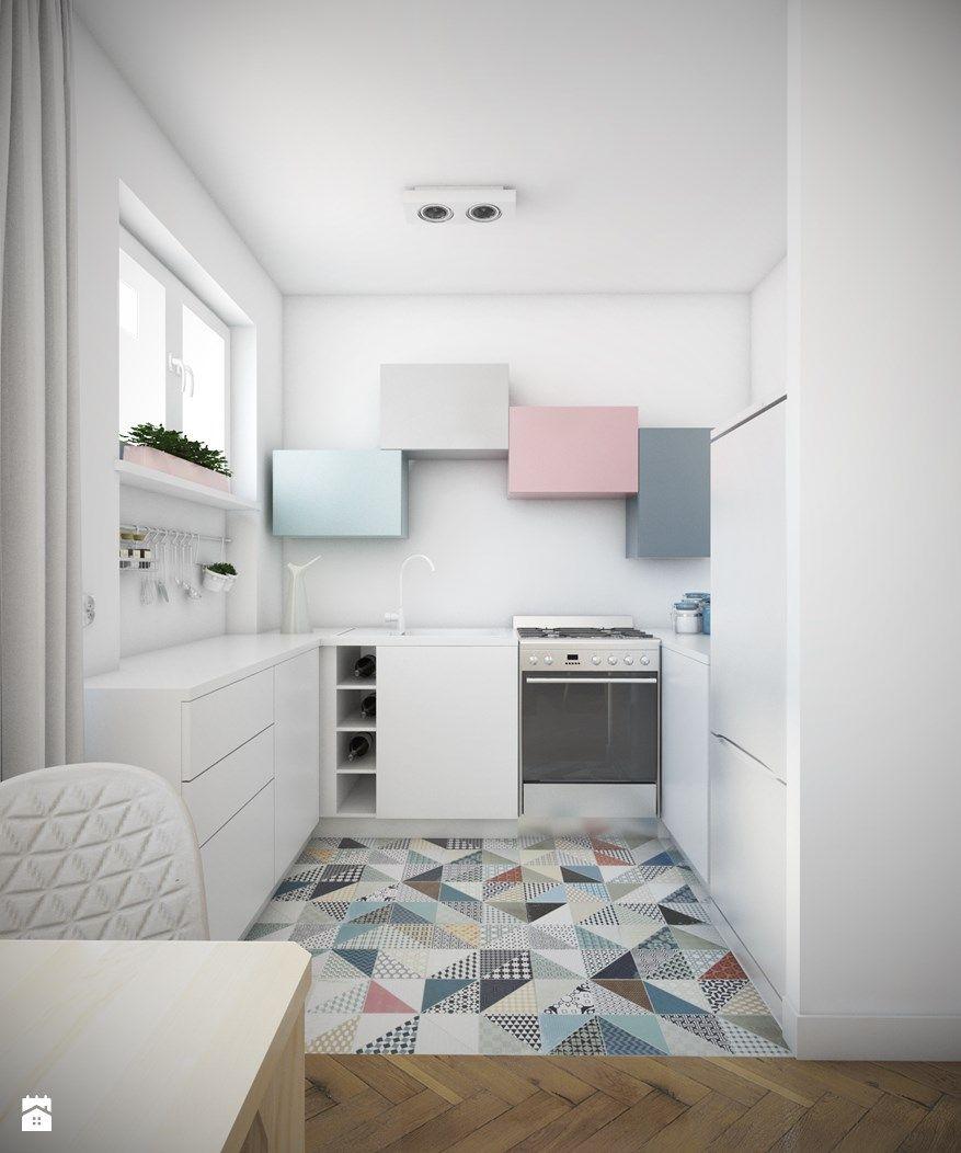 kuchnia styl skandynawski zdj cie od studio monocco kuchnia styl skandynawski studio. Black Bedroom Furniture Sets. Home Design Ideas