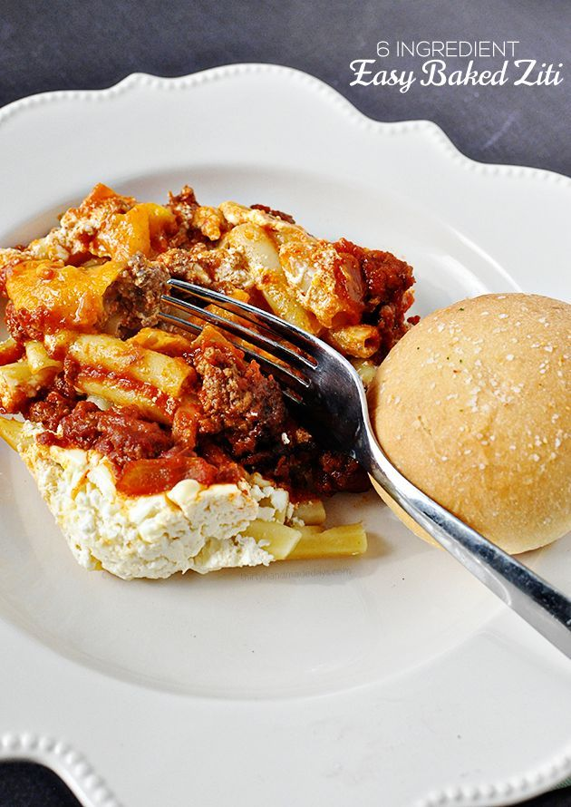 easy baked ziti recipe baked ziti easy baked ziti and easy
